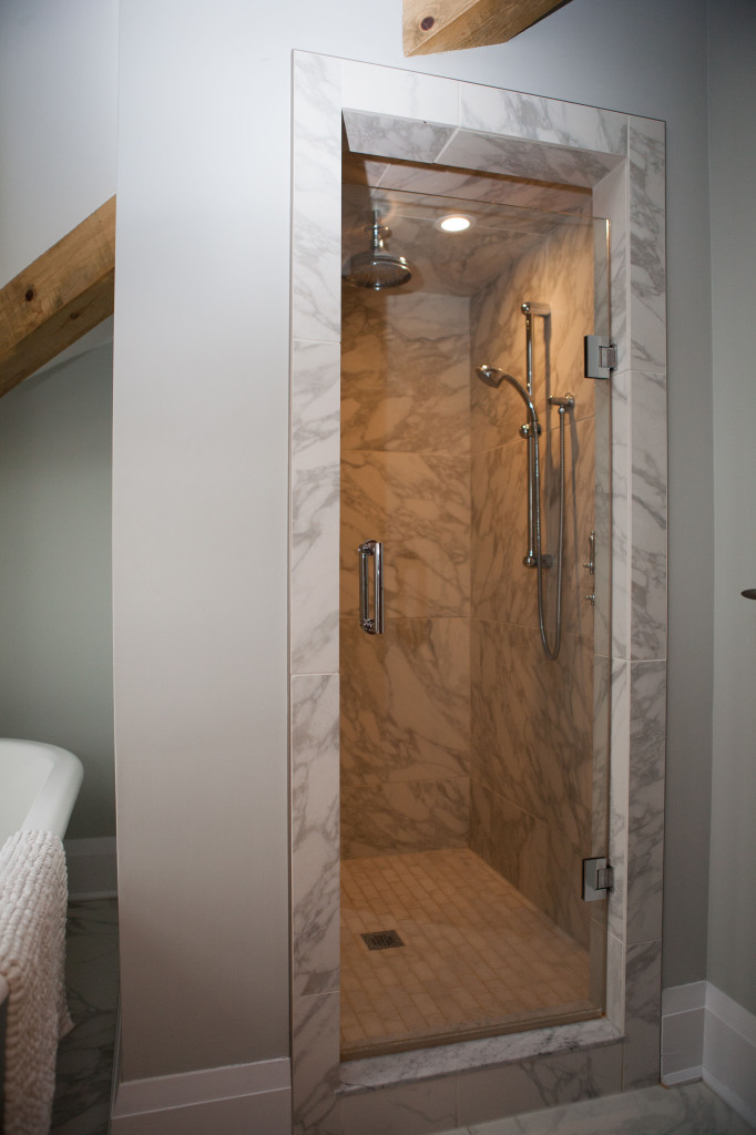 Bathroom Renovations - Classic Construction
